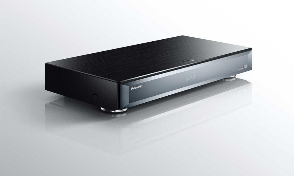 Blu-ray i 4K: DMP-UB900 heter Panasonics første modell i den nye kategorien. Den lanseres i april 2016. Foto: Panasonic