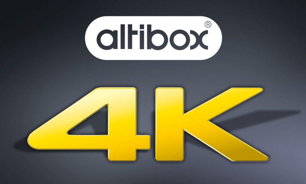 Altibox + 4K = Sant ila. overskuelig fremtid. Illustrasjon: Per Mork