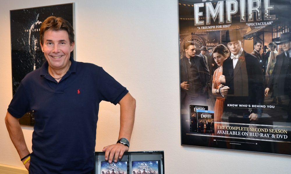 Direktør Håvard Erga hos Warner Bros. Entertainment Norge AS. Foto: John Berge