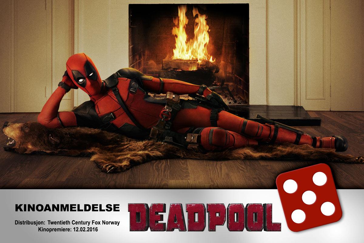 Deadpool slo an hos vår anmelder.