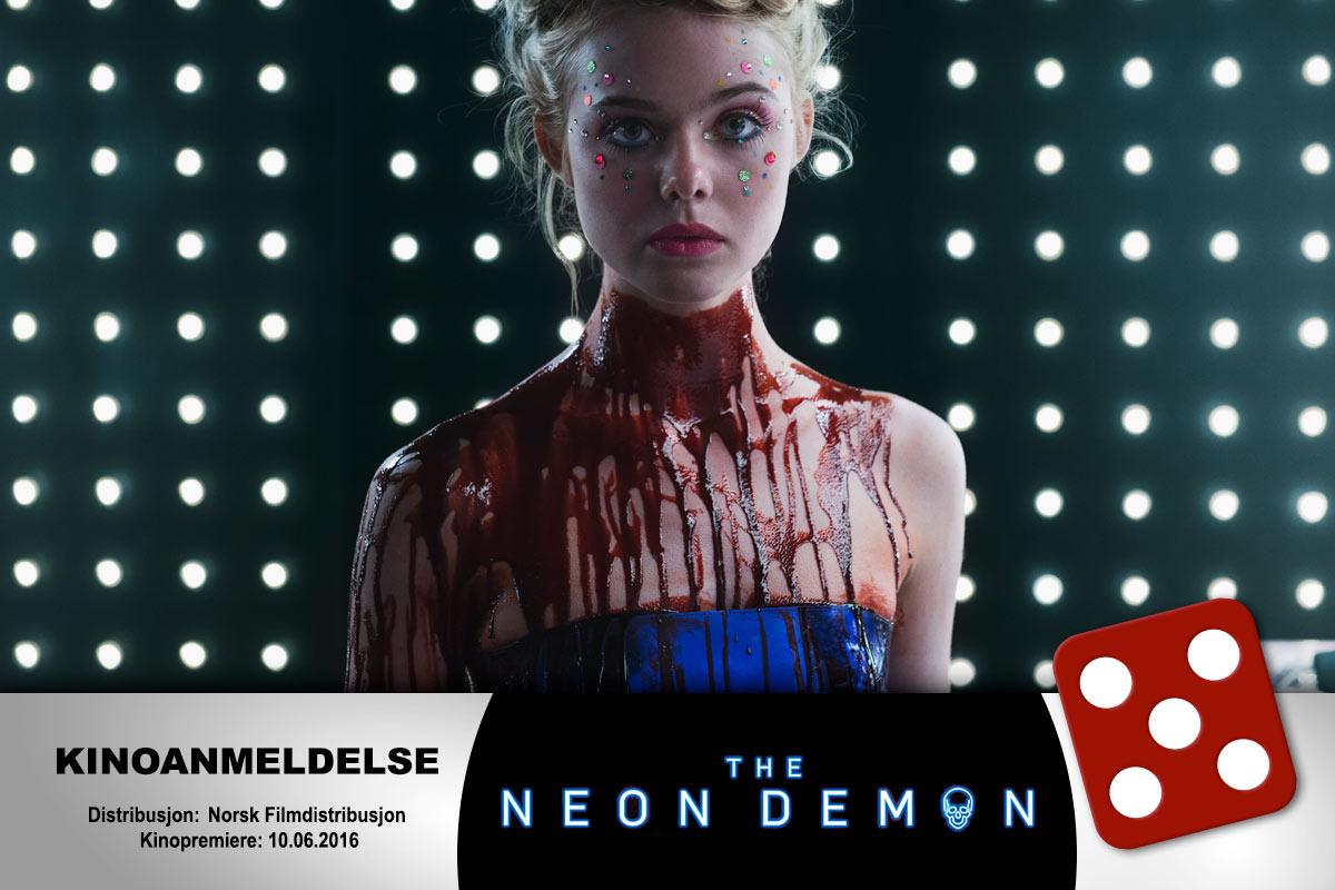 The Neon Demon falt i smak hos KINOMAGASINETs anmelder.