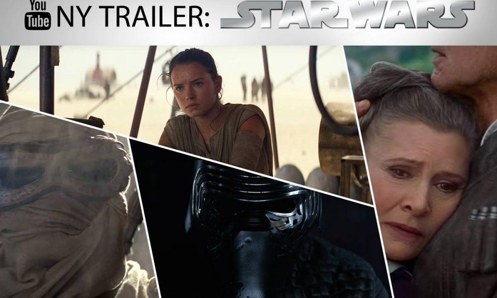 ENDELIG TRAILER: Det er mange spennende glimt i Star Wars: The Force Awakens (Official Trailer) som ble lagt ut 20.10.2015. Foto: Lucasfilm. Montasje: Per Mork