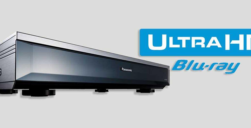 Prototype på 4K Ultra HD Blu-ray.