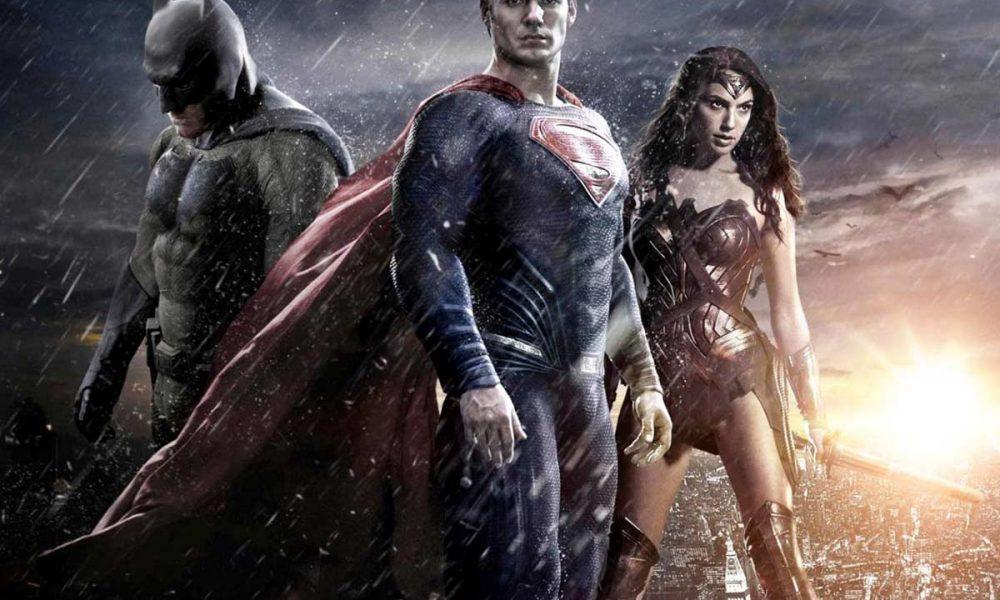 PÅ UHD I AUGUST 2016: Batman v Superman: Dawn of Justice. Ben Affleck (Batman/Bruce Wayne)