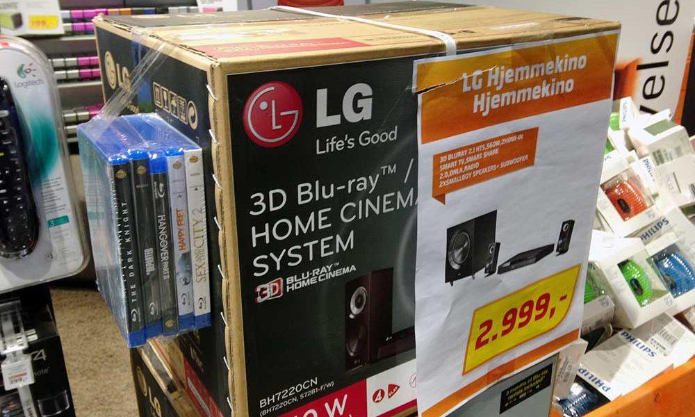 OLED 65G6 LG Signature er årets aller beste TV