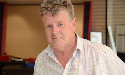 Tom Notland (67) har drevet Bærum videosenter siden 1979. Foto: John Berge