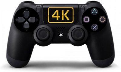 PlayStation 4 (PS4) kommer i en ny versjon med støtte for 4K/UHD. Foto: Sony Interactive.