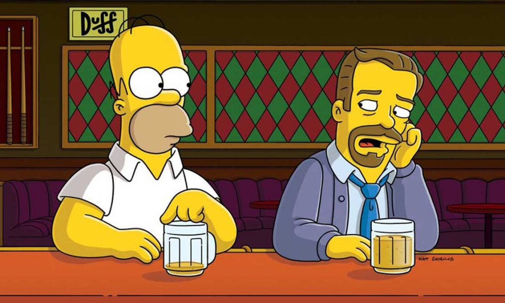 NO MORE DVDS:The Simpsons.