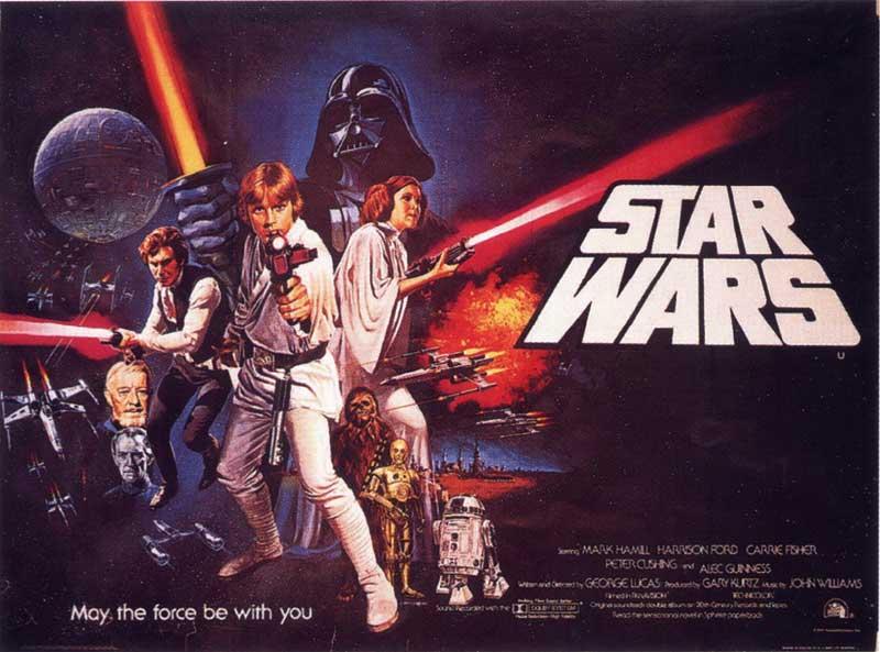 Star Wars anno 1977.