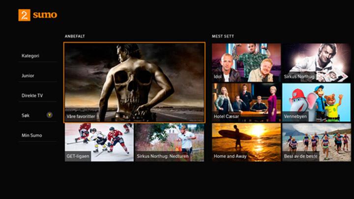 viaplay til sony smart tv