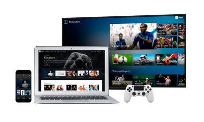 TV 2 Sumo kan sees på en rekke skjermer og enheter. Foto: TV 2 Sumo