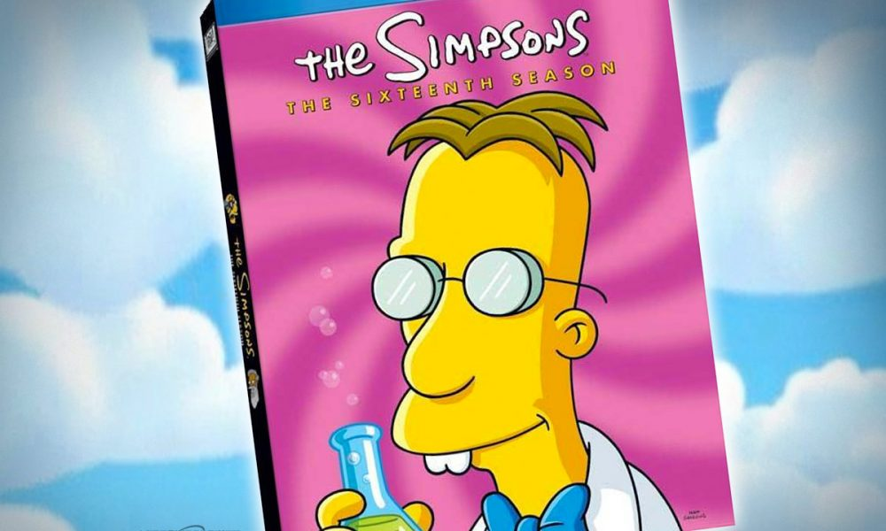 «The Simpsons: sesong 16».