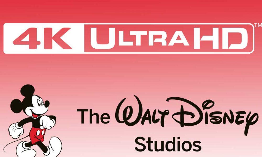 4K Ultra HD fra The Walt Disney Company senere i 2016?