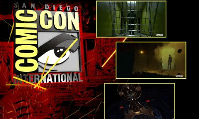 Comic-Con International: San Diego 2016 var også åstedet for en lang rekke trailerpremierer.
