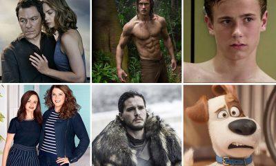 BÅDE FILMER OG TV-SERIER: Vi ser fram i mot å se mange filmer og TV-serier både på Blu-ray