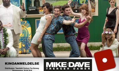 Mike og Dave trenger damer havner på den aller minste terningen – en fra vår anmelder!