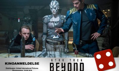 Star Trek Beyond kunne vært bedre, men det er en film som virkelig leverer hva det angår sci-fi-sjangeren, mente vår anmelder og ga terningkast fire.