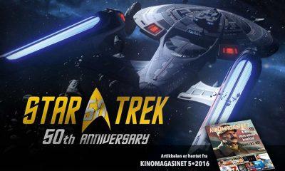 Star Trek fyller 50 år i 2016.