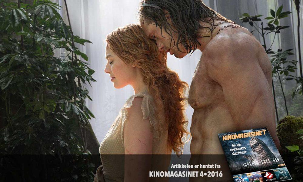 He Tarzan