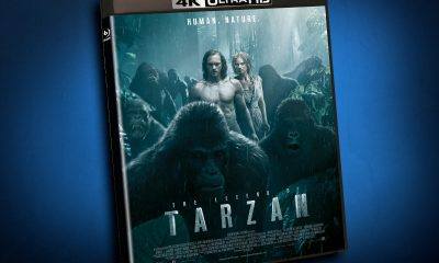 Utsnitt av midlertidig omslag for UHD-utgaven av The Legend of Tarzan.