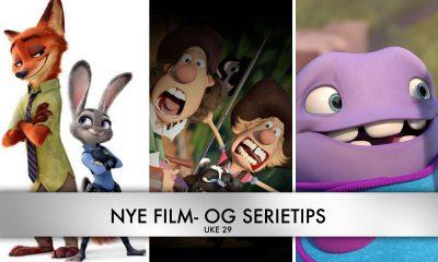 FOR BARNA: Denne uken anbefaler vi tre filmer som garantert vil falle i smak hos de minste i familien.