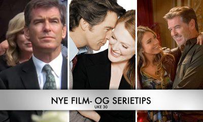 DYKTIG SKUESPILLER: Denne uken vier vi plass til selveste Pierce Brosnan og viser mer av hans bredde i noen filmer som er verdt å se.