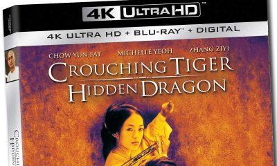 UTSNITT av UHD-omslaget på Crouching Tiger