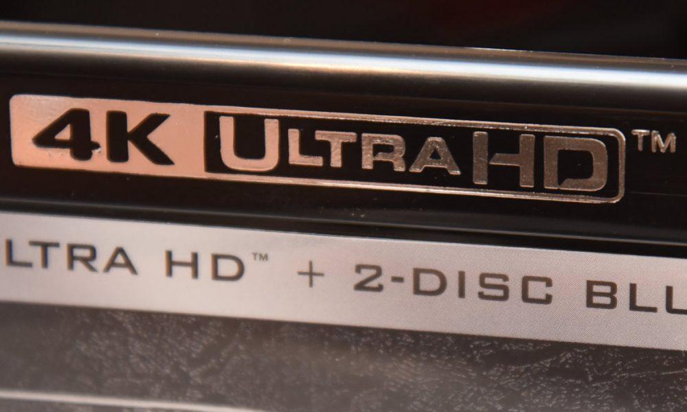 4K UHD Blu-ray ble lansert våren 2016. Foto: John Berge