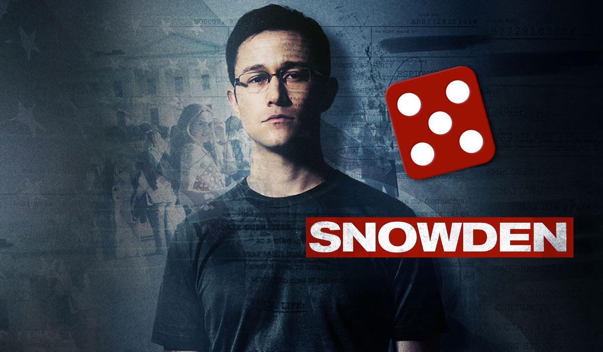 Snowden er en av Oliver Stones beste filmer på lenge, mener vår anmelder.
