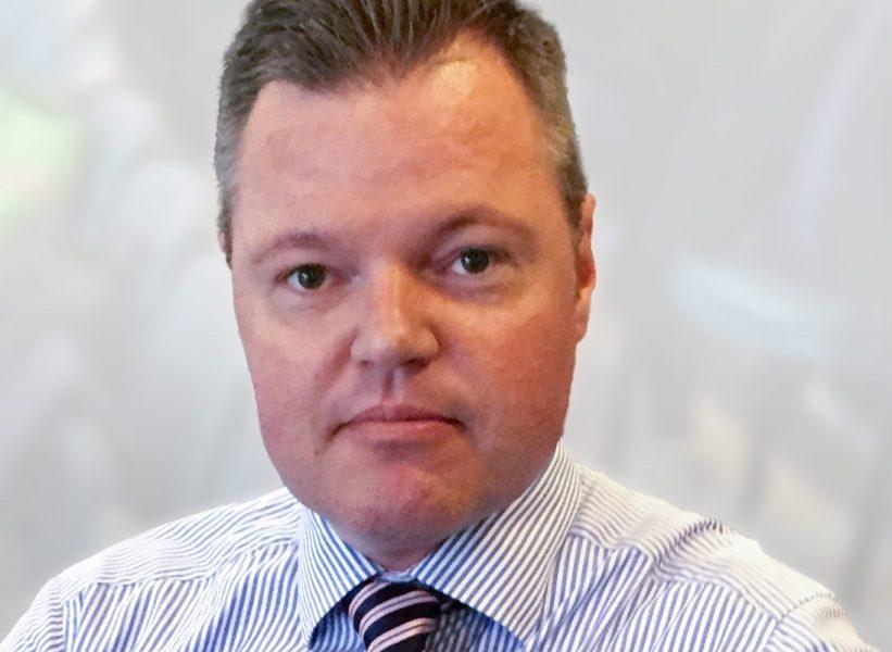 Jonas Koldby er salgsagent for Universal Sony og Scanbox Entertainment. Foto: Privat