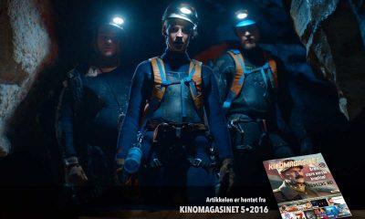 Cave hadde norgespremiere på kino 2. september 2016. Saken er hentet fra KINOMAGASINET 5•2016