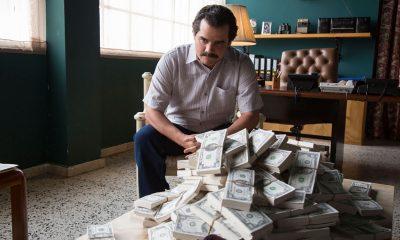 POPULÆR KARAKTER: Pablo Escobar (Wagner Moura) har blitt en populær karakter i Netflix sin originalserie Narcos.