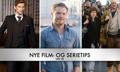I denne ukens nye film- og serietips anbefales to helt nye TV-serier og én film.