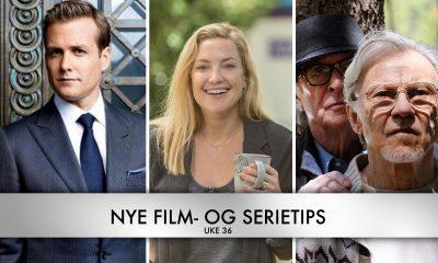 Én TV-serie og to filmer blir anbefalt denne uken.
