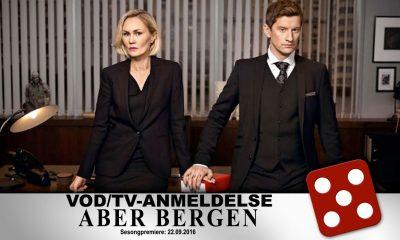 SOLID SERIE: Vår anmelder likte den nye serien Aber Bergen så godt at hun gir den terningkast fem etter å ha sett de to første episodene.