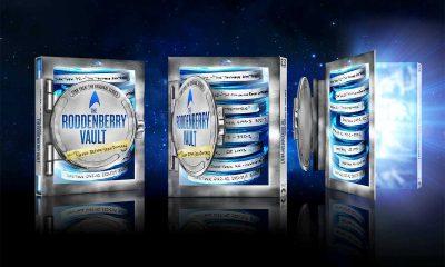 Star Trek: The Original Series – The Roddenberry Vault utgis 05.12.2016 på Blu-ray, med en veiledende pris på 299.