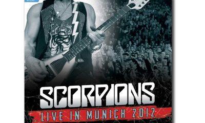 Scorpions: Live in Munich 2012utgis på Blu-ray 30.09.2016.