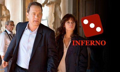 KINOMAGASINETs anmelder gir Inferno terningkast tre.