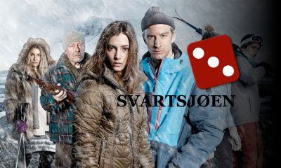SKANDINAVISK SAMARBEID: Viaplay sin nye serie Svartsjøen er et samarbeidsprosjekt mellom Norge, Sverige og Danmark.