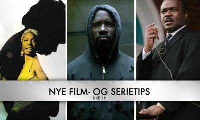Nye film- og serietips uke 39
