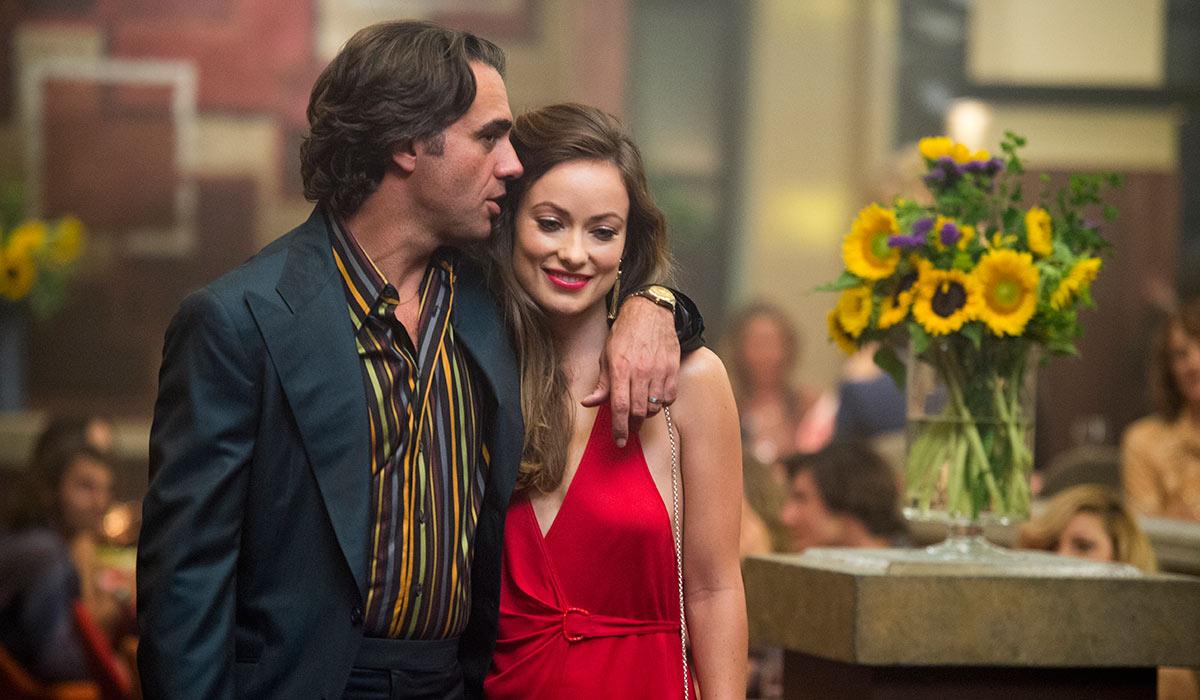 Richie Finestra (Bobby Cannavale) og hans kone Devon (Olivia Wilde) møter på en rekke utfordringer i serien. Foto: HBO.