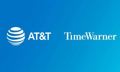 AT&T kjøper Time Warner.
