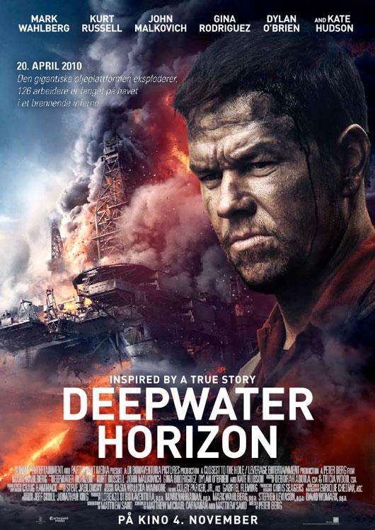 Deepwater Horizon-filmplakat.