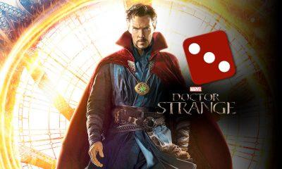 NY I MARVEL-UNIVERSET: Doctor Strange (Benedict Cumberbatch) er en ny karakter på kinolerretet.