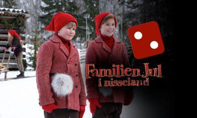 INGEN DANSK JULEMAGI: Familien Jul i Nisseland klarte ikke å imponere KINOMAGASINETs anmelder.