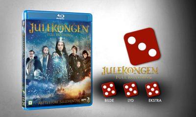 LITE FENGENDE HISTORIE I SOLID FORMAT: Julekongen - Full rustning er en svært god Blu-ray-utgivelse, men dessverre er filmens handling noe svak.