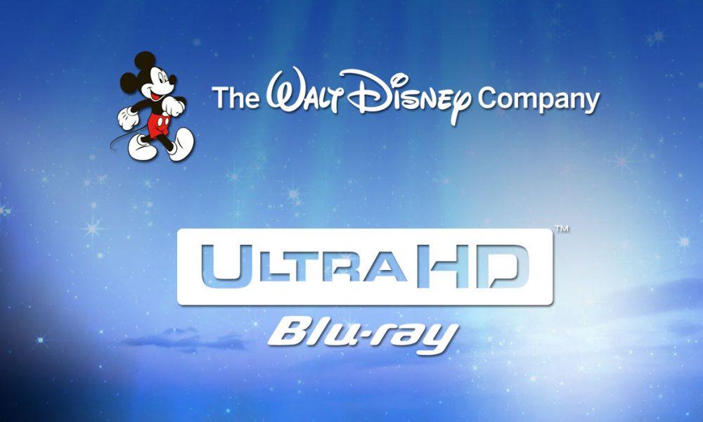 ENDELIG UHD: Disney blir med på det mange tror blir det siste fysiske videoformatet – i 2017. Montasje: Per Mork, VIDEOMAGASINET
