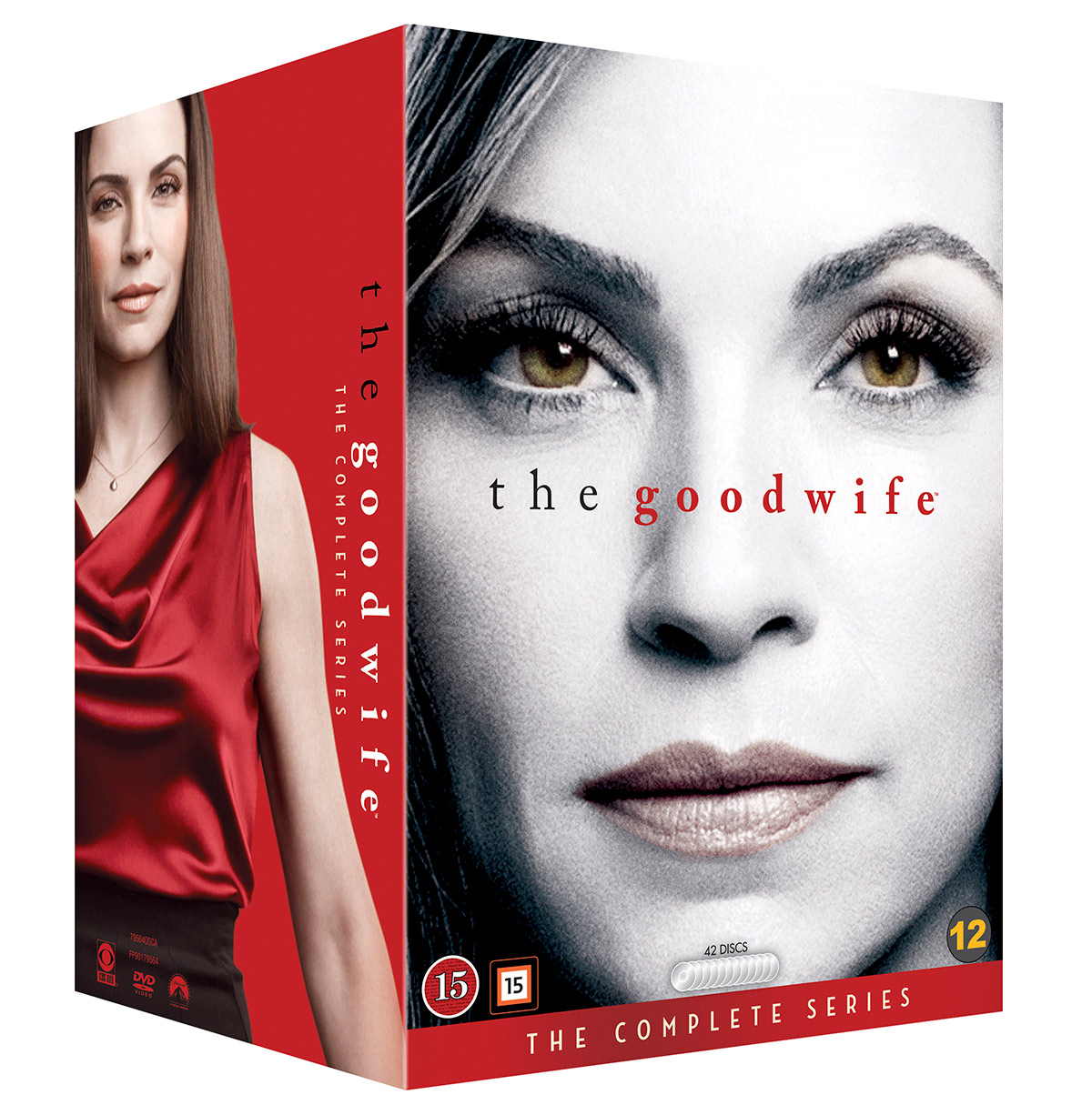 The Good Wife er nå samlet i en DVD-boks med hele sju sesonger.