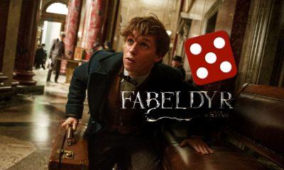 FANTASTISK FILM: KINOMAGASINETs anmelder mener dette har blitt en magisk og fantastisk film.