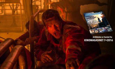 Deepwater Horizon har Mark Wahlberg i hovedrollen som Mike Williams.